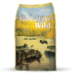 Taste of the Wild High Prairie with Roasted Venison & Bison – храна за кучета с печено еленско и бизонско месо 13 кг.